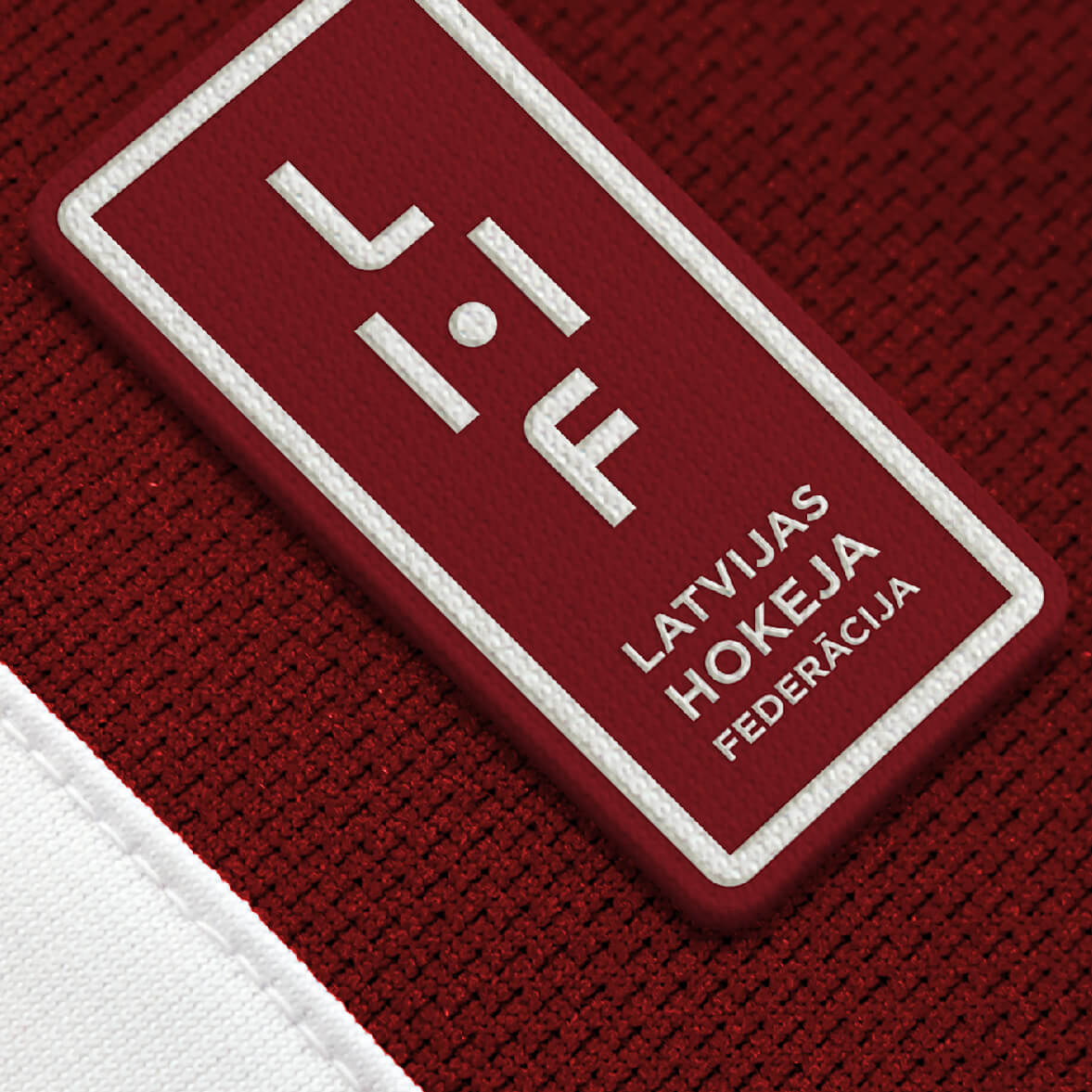 Latvian Ice Hockey Federation - logo