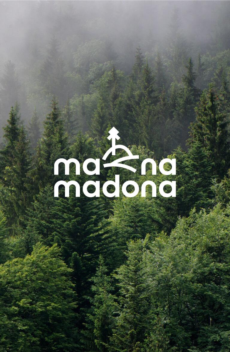 Madona - brand identity
