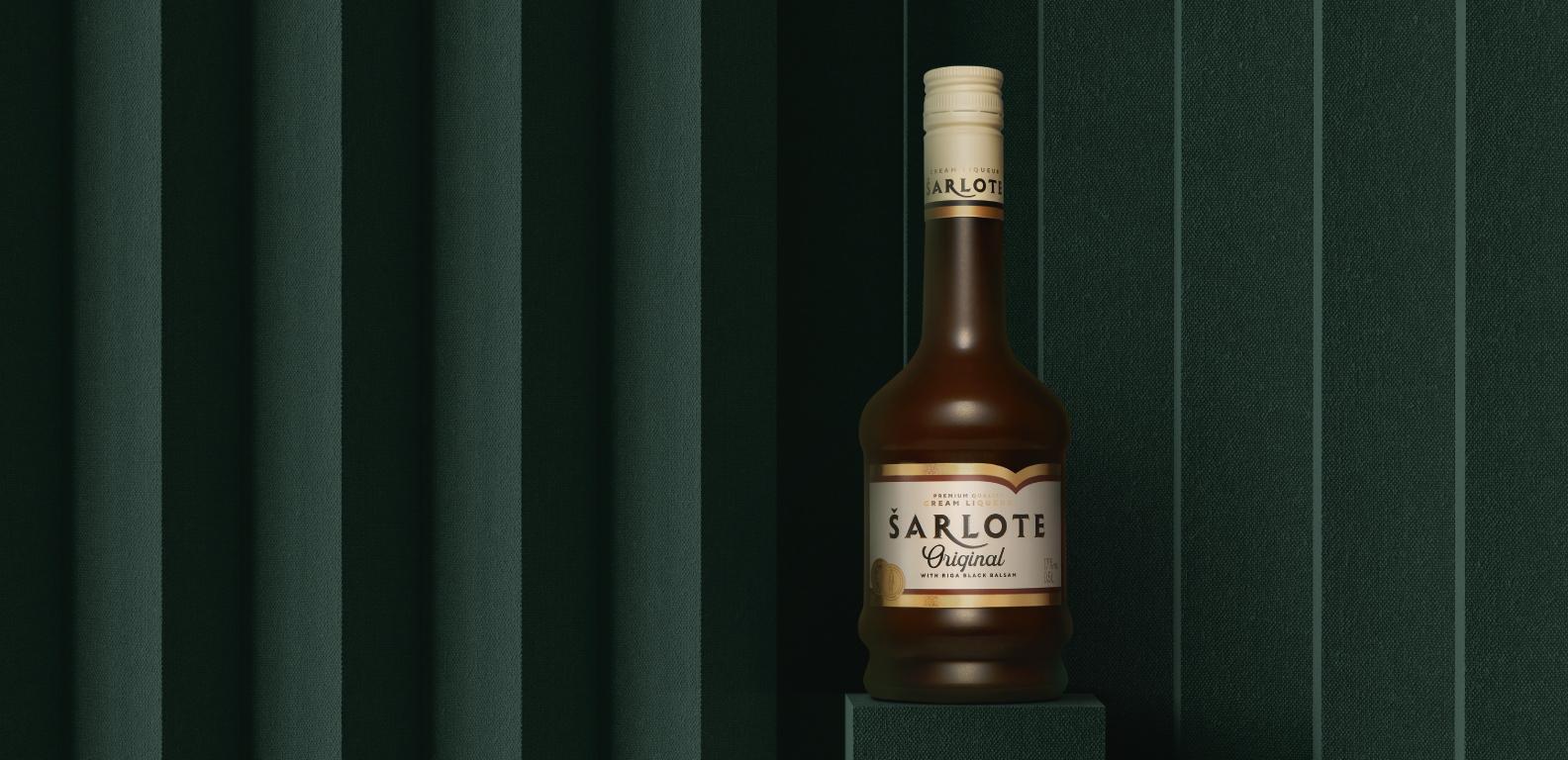 Sarlote - packaging design