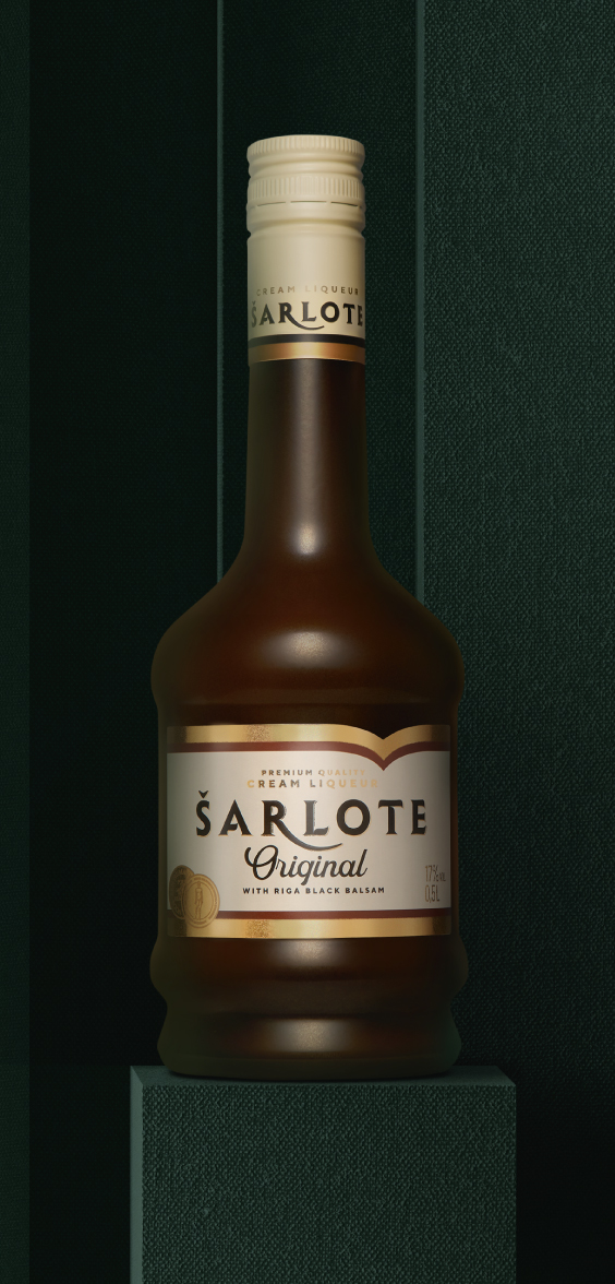 Sarlote - packaging design
